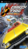 Crazy Taxi: Fare Wars (PlayStation Portable)